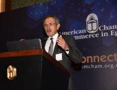 رئيس الغرفة الأمريكية: فرص عديدة للقطاع الخاص فى مجالات الاقتصاد الأخضر