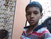 معا نجدهم.. أمين طفل عمره 13 عاما متغيب عن منزله ببنى سويف