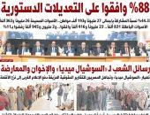 اليوم السابع يكشف رسائل الشعب لـ «السوشيال ميديا » والإخوان