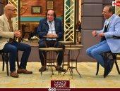 شاهد.. عبد الله مشرف يبدع فى تقليد عمر الشريف والمليجى وشكرى سرحان والعندليب