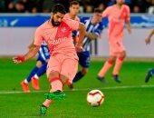 ألافيس ضد برشلونة.. البارسا يحقق انتصارا جديدا ويقترب من لقب الليجا
