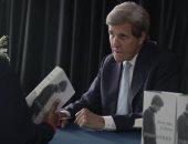 وزير الخارجية الأمريكى الأسبق يتحدث عن كتابه فى معرض أبوظبى الدولى للكتاب