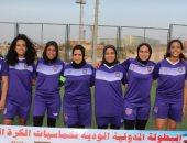 إيروسبورت يستضيف البطولة الدولية للكرة النسائية الخماسية
