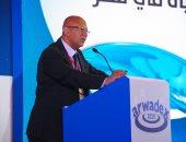 نائب رئيس الشركة القابضة: المياه الجوفية 11% من موارد مياه الشرب بمختلف المحافظات