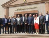 رئيس اللجنة الأولمبية يشارك فى ندوة عن الطب النفسى الرياضى بجامعة القاهرة