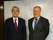 وزير الكهرباء يستقبل سفير استراليا لبحث سبل دعم وتعزيز التعاون