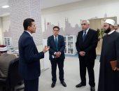 مستشار رئيس وزراء العراق فى مركز الأزهر العالمى للفتوى الإلكترونية