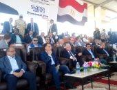 انطلاق فعاليات مهرجان سباق شرم الشيخ الدولى للهجن