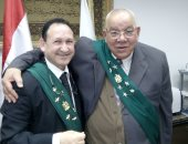 رحل ينبوع العلم المستشار محمد مسعود رئيس مجلس الدولة السابق