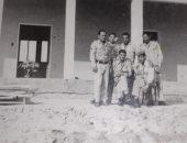 تحية لأبطال سيناء.. دعاء: صورة والدى من حرب الاستنزاف تحتل مكان مهم فى بيتنا