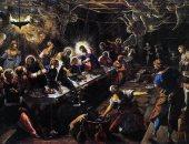 """ليس دافنشى وحده.. فنانون أبدعوا فى رسم """"العشاء الأخير"""""""