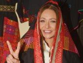 ليلى علوى عن عيد تحرير سيناء: رمز لصبر المصريين وقوتهم فى الدفاع عن حقهم