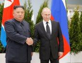 بوتين: كيم مستعد للتخلى عن السلاح النووى شريطة ضمان أمن وسيادة بلاده