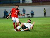 أوموتو وأحمد ياسر في هجوم المصري أمام الأهلي