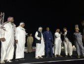 فيديو وصور.. انطلاق أمسية فنية وتراثية على هامش مهرجان الهجن الدولى بشرم الشيخ