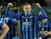 أتلانتا يتخطى فيورنتينا ويواجه لاتسيو فى نهائي كأس إيطاليا