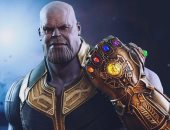 """""""ثانوس"""" بطل """"Avengers: Infinity War"""" يظهر فى أيقونات جوجل"""