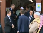شاهد.. زيارة الأمير ويليام لضحايا حادث هجوم نيوزيلندا