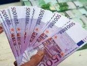 """سعر اليورو اليوم الثلاثاء 23-2-2021 .. ويسجل 18.97 جنيه بـ"""" البنك الأهلى"""""""
