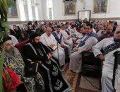 """صور .. كنائس كفر الشيخ تحتفل بـ """"الجمعة العظيمة """""""