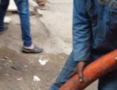 استجابة لصحافة المواطن.. صرف القاهرة: تم إصلاح مشكلة شارع نور الدين بالساتين
