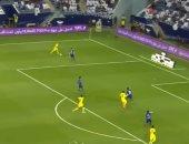 الهلال ضد التعاون.. الزعيم يتأخر 2 - 0 فى الشوط الأول بنصف نهائى كأس الحرمين