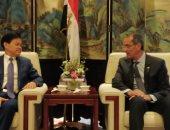 وزير الاتصالات يبحث مع 10 شركات صينية ضخ استثمارات بالسوق المصرى