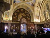 محافظ القاهرة وهشام عرفات يصلان الكاتدرائية للمشاركة فى قداس عيد القيامة