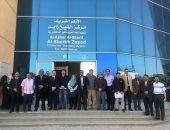 أكثر من 2000 طالب يؤدون اختبار تحديد المستوى بمركز الشيخ زايد لتعليم العربية