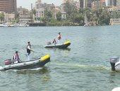 ضبط 34 قضية متنوعة فى حملات أمنية ببحيرة السد العالى
