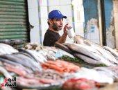 أسعار السمك اليوم الأحد 11-8-2019 بسوق العبور