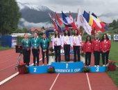 القوس والسهم يحصد برونزيتان بمنافسات بطولة فيرونيكا الدولية بسلوفينيا