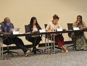 """صور.. ماعت"""" تناقش دور المرأة فى تحقيق أهداف التنمية المستدامة"""