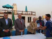 وزيرا البيئة والرى يشهدان ختام سباق النيل للشراع بمشاركة 35 لاعبًا من 5 دول