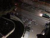 قارئ يشكو من انتشار القمامة بشارع القومية العربية بامبابة