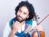 أحمد منيب يعزف مع كايرو ستيبس لأول مرة فى ألمانيا