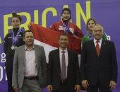 الرباعة رانيا محمود تتوج بـ3 ميداليات ذهبية فى بطولة أفريقيا لرفع الأثقال