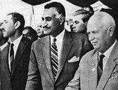سعيد الشحات يكتب: ذات يوم 29 إبريل 1958.. موسكو تستقبل جمال عبدالناصر للمرة الأولى بعد طول انتظار.. وبدء اجتماعه مع الزعيم السوفيتى خروتشوف