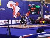 الأثقال تضيف ذهبيتين وفضية لرصيد مصر فى دورة الألعاب الافريقية