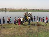 انتشال جثة طالب لقى مصرعه غرقا بنهر النيل أثناء الاحتفال بشم النسيم بسوهاج