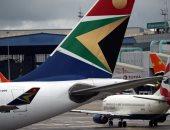 اندلاع النيران فى طائرة بوينج 737 ماكس لدى إقلاعها من جنوب إفريقيا