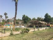 حديقة البانوراما بالجيزة تستقبل زوارها مجانا وإقبال على حديقة الحيوان