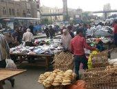 يحتلون الشوارع.. أهالى الموسكى والعتبة يطالبون بحل مشكلة الباعة الجائلين