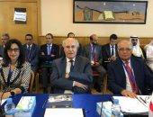 وزير التعليم العالى يستعرض تقريراً حول أعمال المؤتمر العام لمنظمة الألكسو