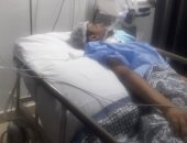 صور.. مأساة أسرة من الشرقية أصيب ابنها فى حادث ويحتاج للعلاج