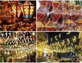 مرحب شهر الصوم.. شاركونا بصور استعدادات الشوارع والبيوت بزينة لشهر رمضان