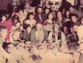 """بصورة من كواليس """"خرج ولم يعد"""" .. ليلى علوى تحتفل بعيد العمال"""