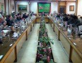 رئيس جامعة المنيا : 500 جنيه للعاملين لحلول شهر رمضان
