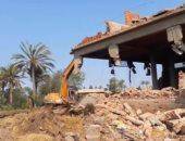 صور.. الرى: إزالة 2478 حالة تعدٍ على بحيرة المنزلة بمساحة 26 ألفًا و897 فدانًا