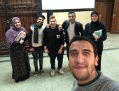 """""""شق الثعبان"""" مشروع تخرج طلاب كفر الشيخ.. والجامعة تختاره ضمن أفضل 3 مشاريع"""